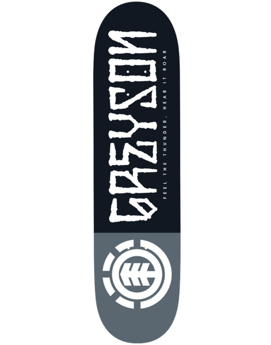 Element Greyson Script Featherlight Pro Deck - 8.25""