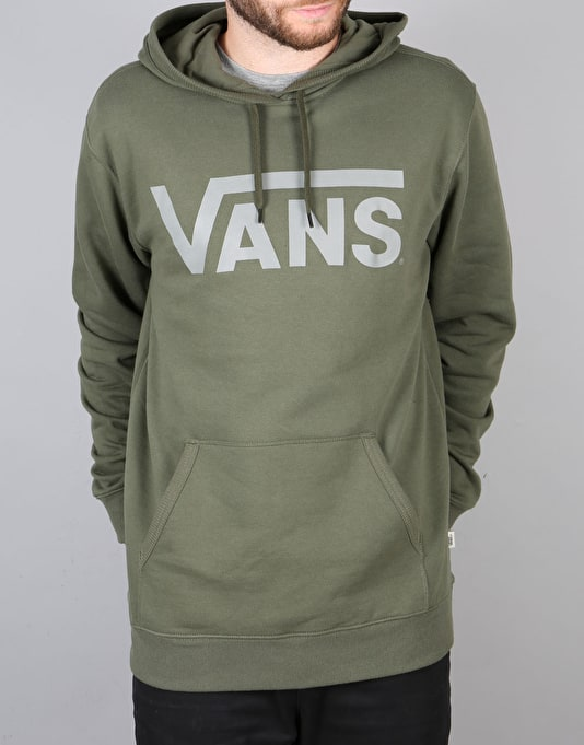 Vans Classic Pullover Hoodie - Grape Leaf/Frost Grey
