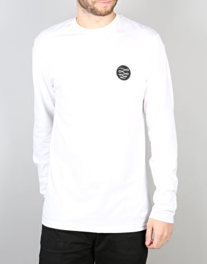 Descent Descendant L/S T-Shirt - White