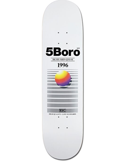 5boro Headcleaner VHS Series Team Deck - 8.25""