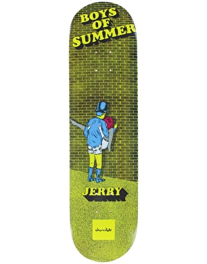 Chocolate Hsu Boys of Summer Pro Deck - 8