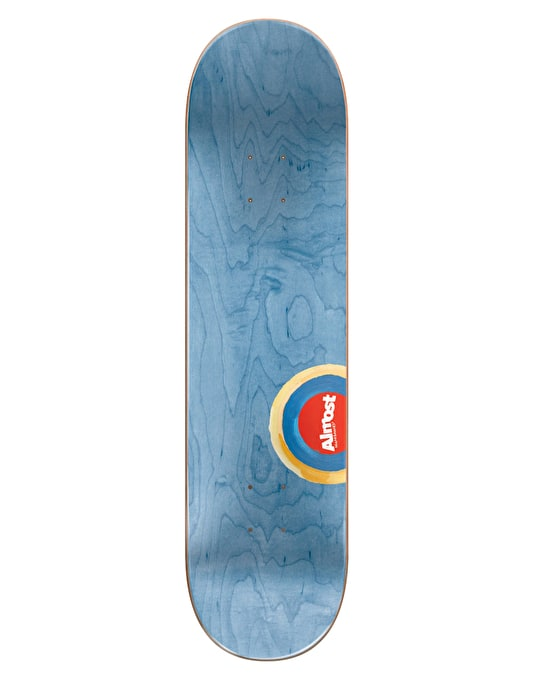Almost x B.Lotti Cooper Painted Rings Impact Support Pro Deck - 8.25""