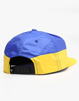 Diamond Supply Co. Athletic Club Snapback Cap - Royal