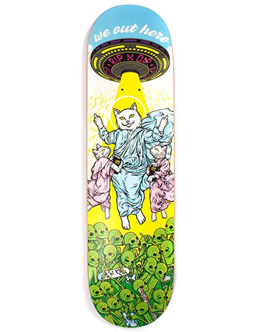 RIPNDIP Holy Lord Nermal Team Deck - 8.25""