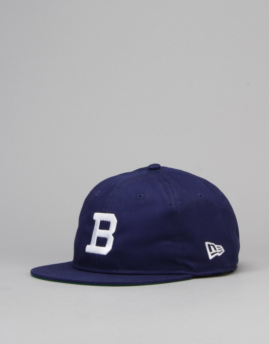 New Era MLB Brooklyn Dodgers Vintage 9Twenty Snapback Cap - Royal