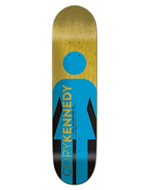 Girl Kennedy Giant OG Pro Deck - 8