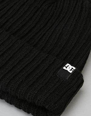 DC Fish N Destroy Cuff Beanie - Black