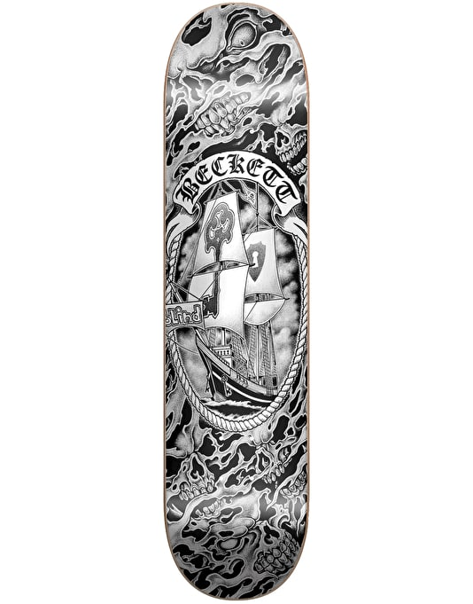 Blind Beckett Skeleton Key Pro Deck - 8.5""