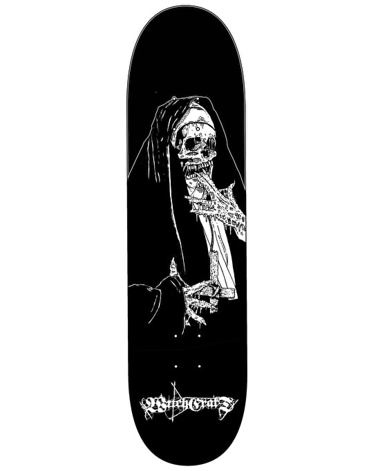 Witchcraft Burn In Hell Team Deck - 8.38""