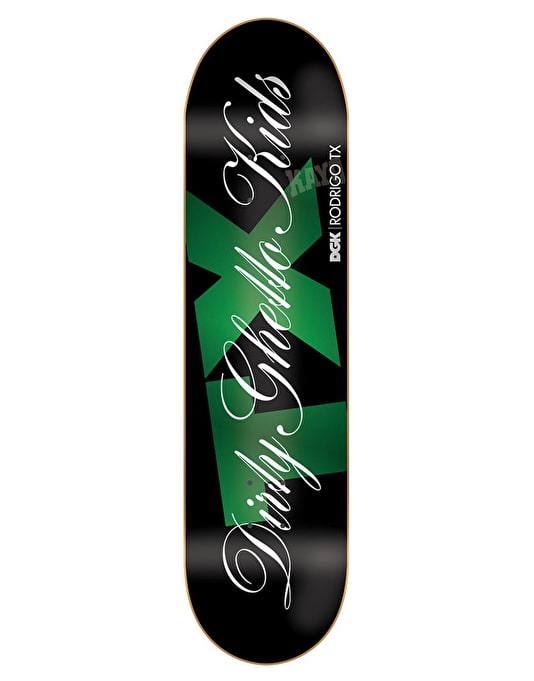 DGK Rodrigo TX Top Shelf Pro Deck - 8.1""