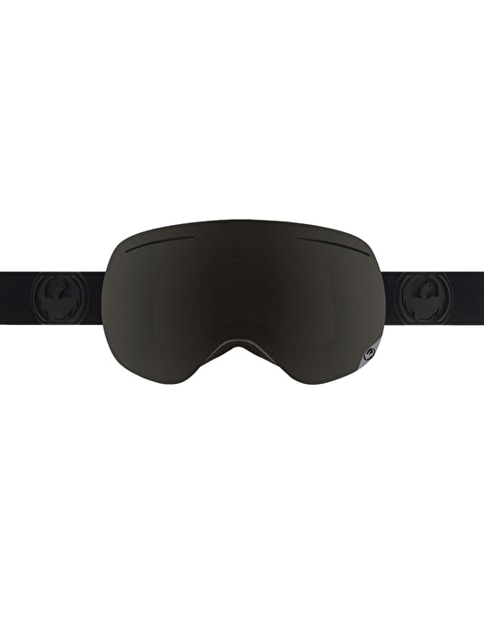 Dragon X1 2016 Snowboard Goggles - Knight Rider/Dark Smoke