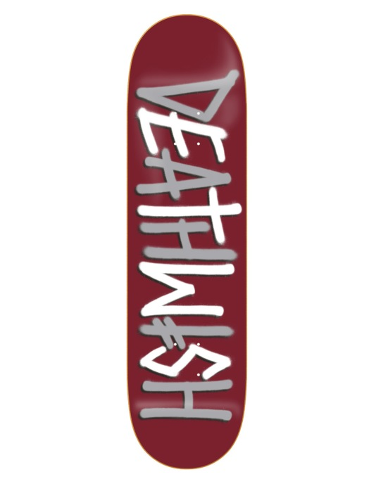 Deathwish Death Spray Multi Team Deck - 8.475""