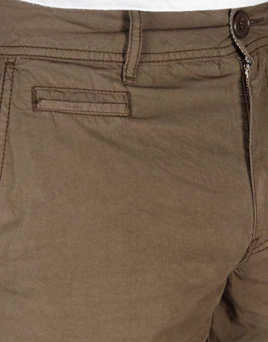 Route One Tailor Shorts - Olive