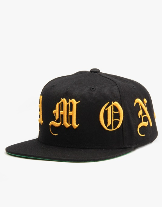 Diamond Supply Co. Dragon Snapback Cap - Black