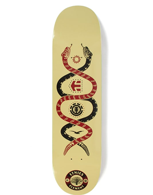 Etnies x Element Julian Vison Serpent Pro Deck - 8""