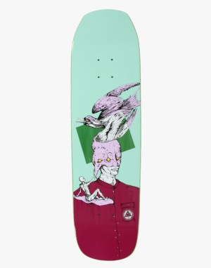 Welcome Feel Nothing on Banshee 86 Team Deck - 8.6