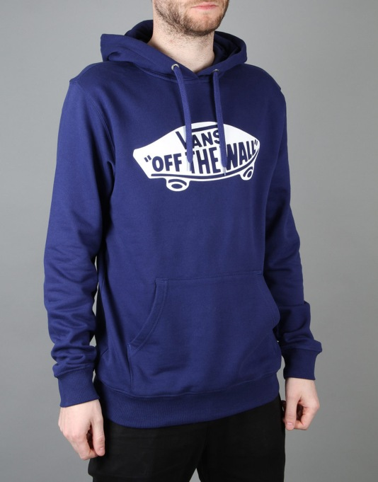 Vans OTW Pullover Fleece - Blueprint/White