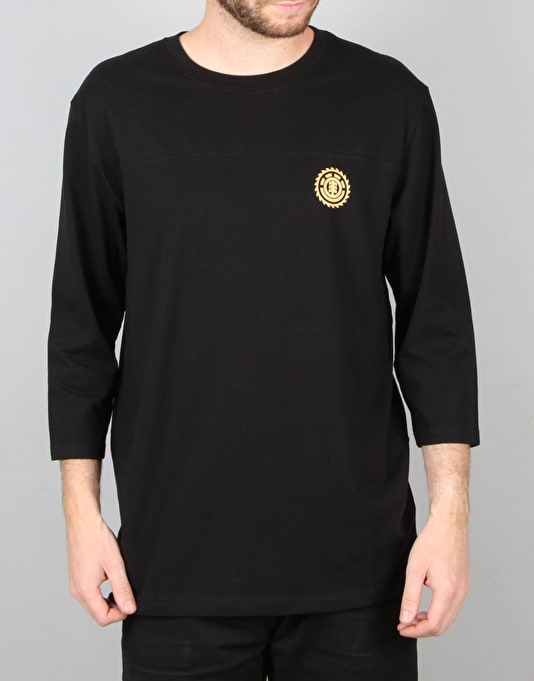 Element Westgate L/S T-Shirt - Flint Black