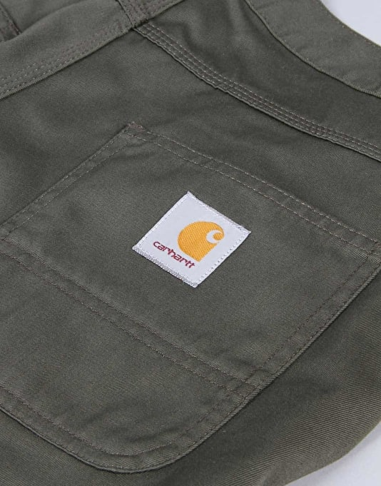 Carhartt Skill Pant Denim - Cypress Rinsed