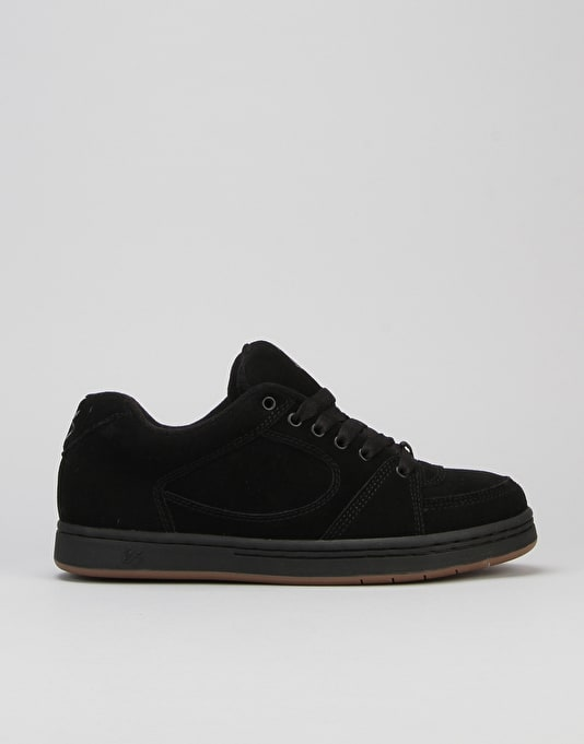éS Accel OG Skate Shoes - Black