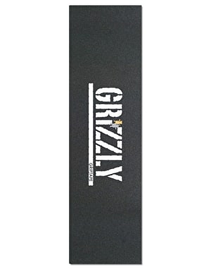 Grizzly Stamp Die Cut Bear 9