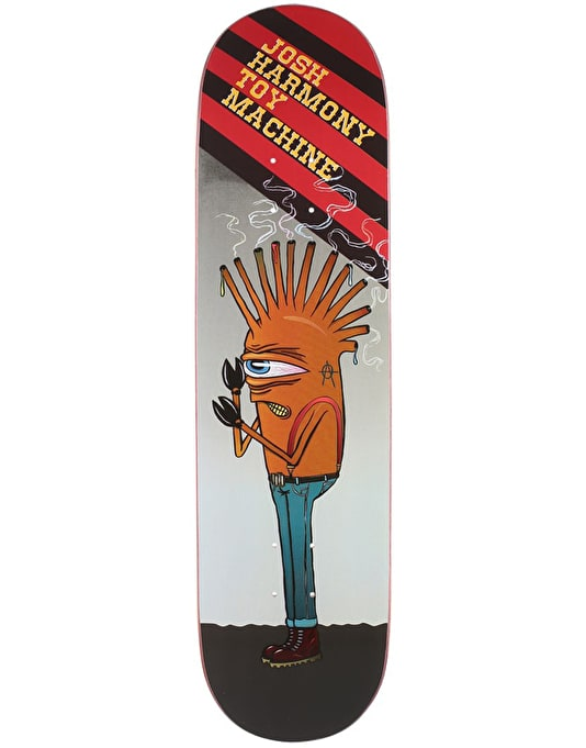 Toy Machine Harmony Punked Pro Deck - 8.375""