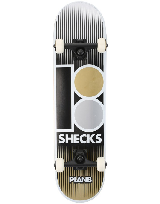 Plan B Sheckler Fade Mini Complete - 7.625""