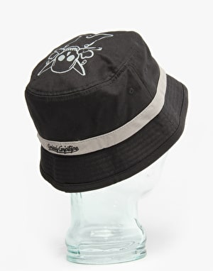 Grizzly x Fourstar Bucket Hat - Black