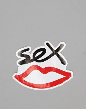 Sex Logo Sticker