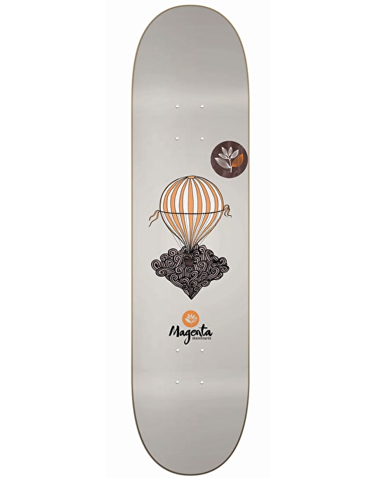 Magenta Travel Balloon Team Deck - 8.6""