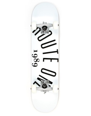 Route One Arch Logo Mini Complete Skateboard - 7.25