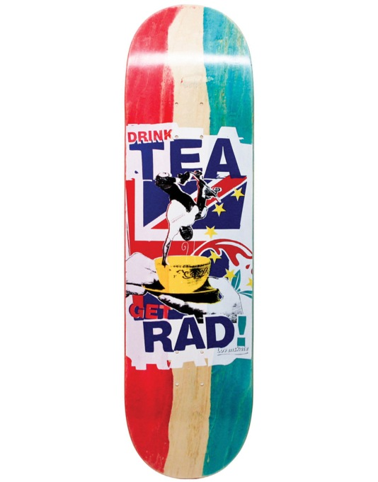 Lovenskate DTGR Stronger Brew  Team Deck - 8.125""