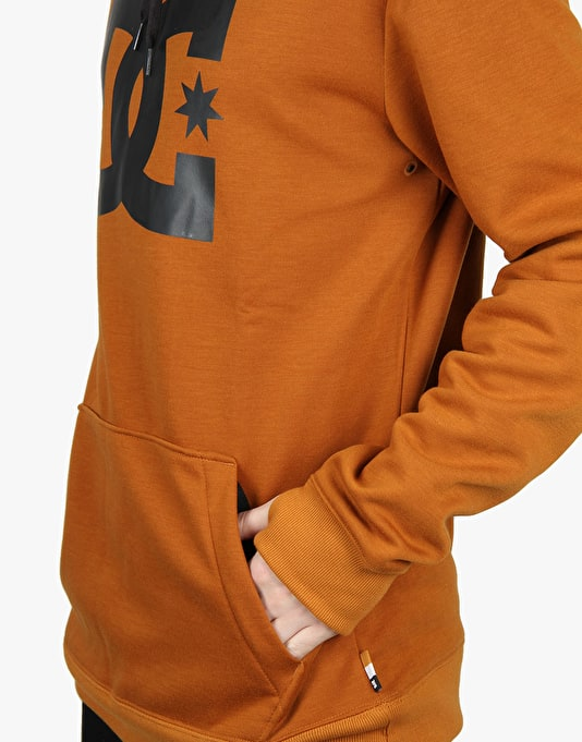 DC Snowstar 2016 Pullover Hoodie - Cathay Spice