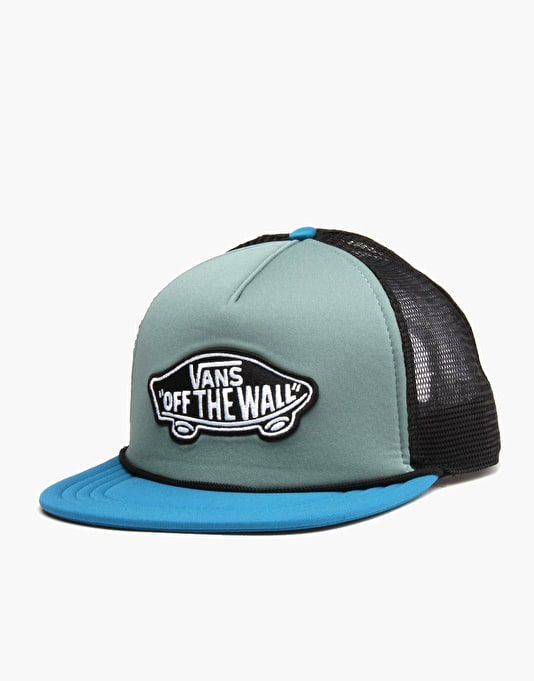 Vans Classic Patch Trucker Cap - Wreath/Celestial