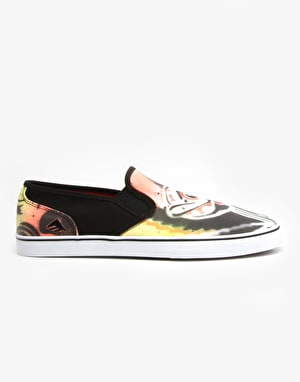 Emerica x Mouse Provost Cruiser Slip UK Exclusive Skate Shoe -  Eye