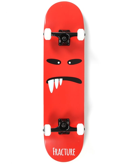 Fracture Lil' Monsters V2 Complete Skateboard - 7.75""