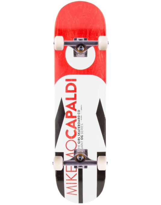 Girl Mike Mo Giant OG Complete Skateboard - 8.25""