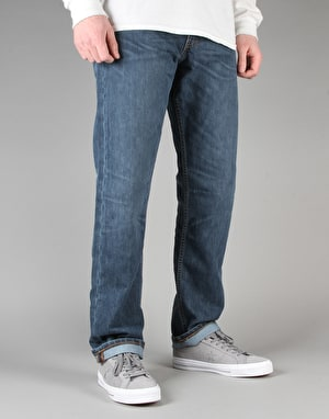 Levi's Skateboarding 504 Regular Straight Denim - Turk