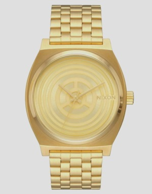Nixon x Star Wars Time Teller Watch - C-3PO Gold