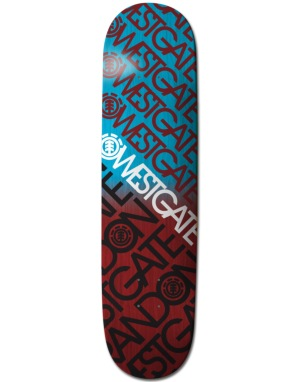 Element Westgate Name Brand Featherlight Pro Deck - 8.125