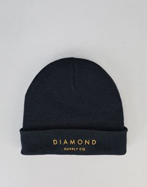 Diamond Supply Co. Diamond Beanie - Navy