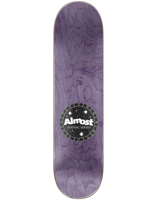 Almost Willow Zodiac Pro Deck - 8.125""