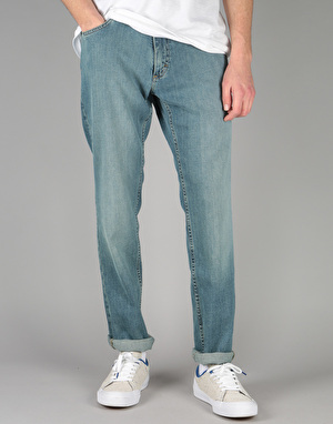 Vans V46 Taper Jeans - Washed Indigo