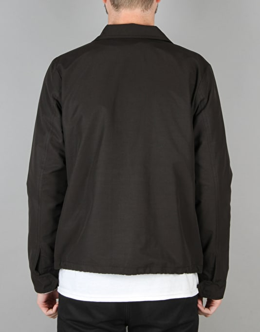 Route One Richmond Harrington Jacket - Black