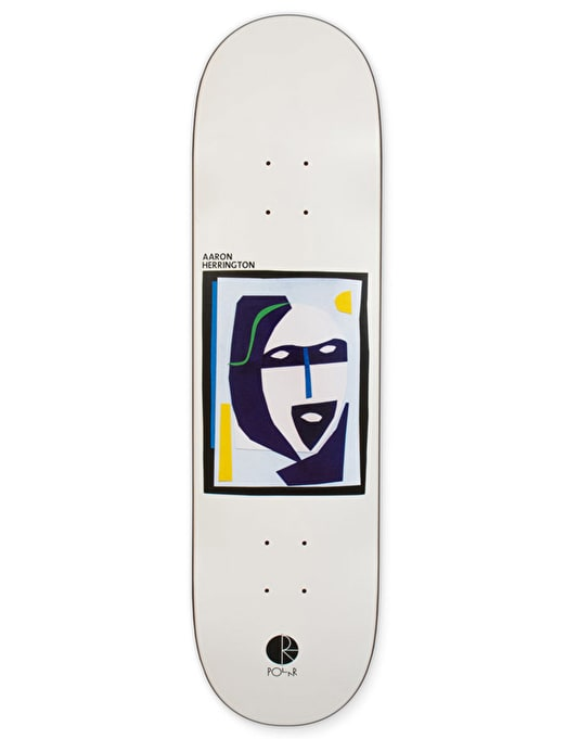 Polar Herrington Venice Beach Pro Deck - 8.25""