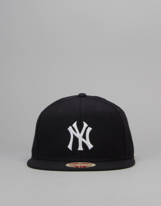 New Era MLB New York Yankees 1980 Heritage 59Fifty Fitted Cap - Navy