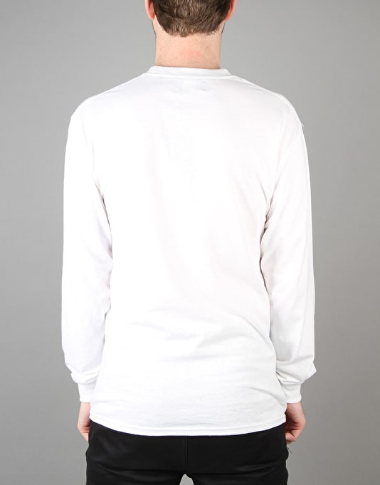 Route One Triple OG LS T-Shirt - White