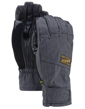 Burton Approach Under 2016 Snowboard Gloves - Denim