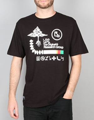 LRG RC Archive About T-Shirt - Black