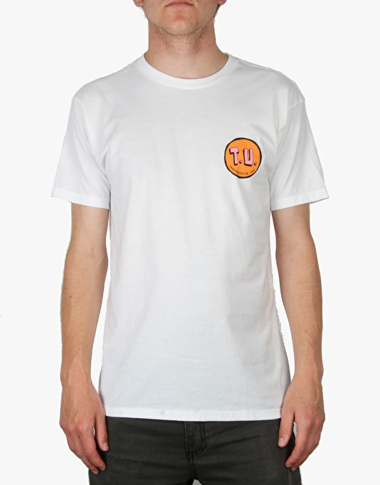 Transportation Unit Classic T.U. T-Shirt - White
